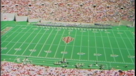 Thumbnail for entry 1986-09-13 vs Louisville - Halftime