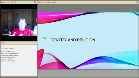 Thumbnail for entry Identity and Religion