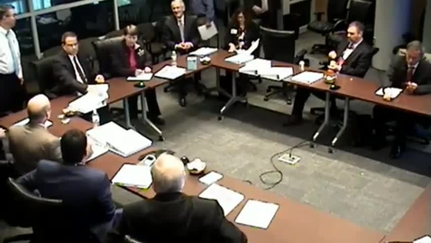 Thumbnail for entry Tuesday, February 7 Meeting with regional campus deans DEBRIEF