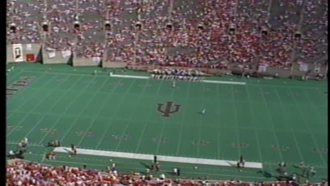 Thumbnail for entry 1988-10-08 vs Ohio State - Pregame