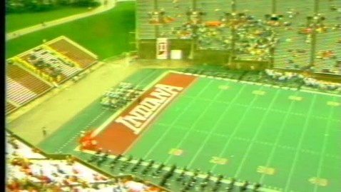 Thumbnail for entry 1985-11-09 vs Michigan State - Pregame