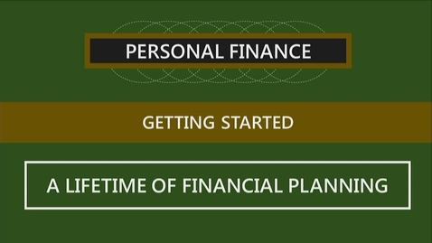 Thumbnail for entry F251 01-2 A Lifetime of Financial Planning
