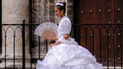 Thumbnail for entry Community Memories: Quince Años Traditions as Community History with Dr. Rachel González-Martin