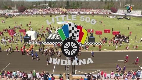 IUSF Little 500 Women's Race - Indiana University