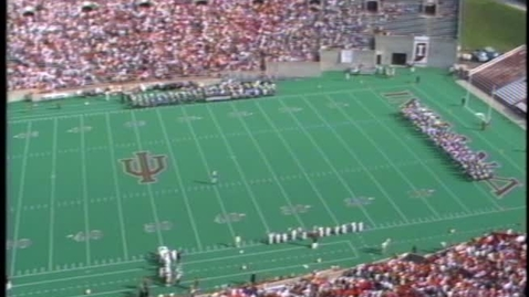 Thumbnail for entry 1986-11-01 vs Wisconsin - Halftime