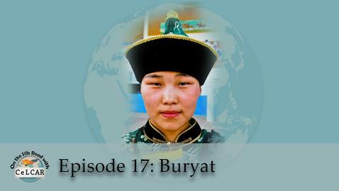 Thumbnail for entry Episode 17: Buryat