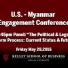 Thumbnail for channel 2015+US+Myanmar+Engagement+Conference