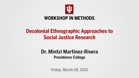 """Thumbnail for entry WIM + GMC 
