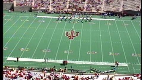 Thumbnail for entry 1993-09-18 vs Kentucky - Pregame