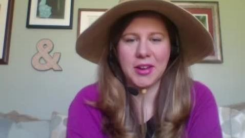 Thumbnail for entry Carolyn Harkin-Brinton