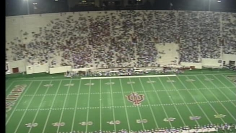 Thumbnail for entry 1995-09-09 vs Western Michigan - Halftime