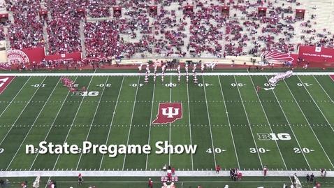 Thumbnail for entry 2018-09-22 vs Michigan State - Pregame