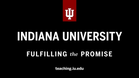 Thumbnail for entry teaching.iu.edu version 1
