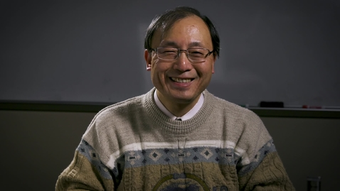Thumbnail for entry 2019 Herman Frederic Lieber Memorial Award for Distinguished Teaching - Tin-Chun Lin