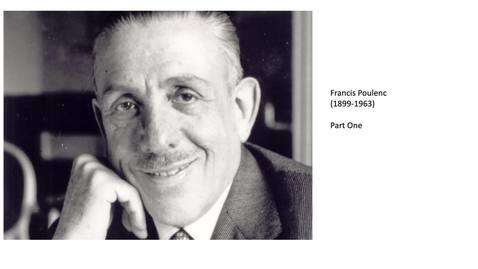 Thumbnail for entry Poulenc Part One