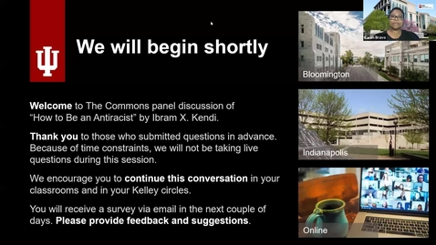 Thumbnail for entry The Commons Panel Discussion