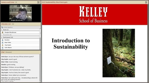 Thumbnail for entry dwoodhou MP4s_C522 Woodhouse_C522 Woodhouse W13 Session 10 Sustainability