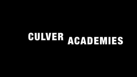 Thumbnail for entry 2015: Wie war es in der Schule? (Culver Academies)