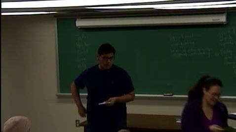 Thumbnail for entry Justin Invitational Speech