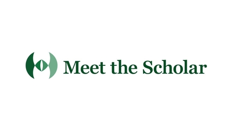 Thumbnail for entry Meet the Scholar: Timothy Sellnow