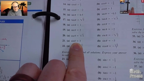 Thumbnail for entry SP21 M126 Week 8 Session 2 - Section 7.3 and Quiz Prep