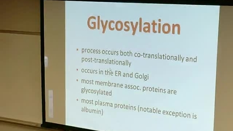 Thumbnail for entry Glycoproteins 1