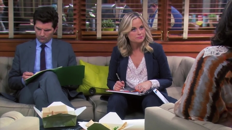 Thumbnail for entry Parks and Recreation - Gryzzl Goes Too Far (Episode Highlight) 1080p