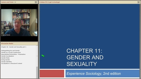 Thumbnail for entry Gender and Sexuality Part 1 S100