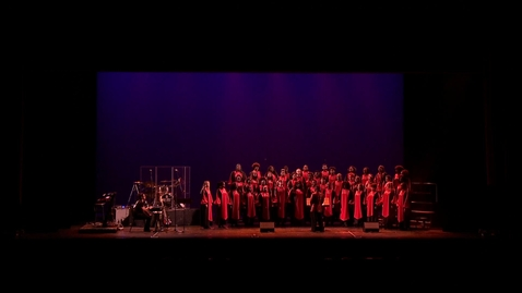 Thumbnail for entry African American Choral Ensemble - Potpourri 2019 Edited