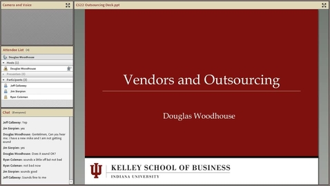 Thumbnail for entry dwoodhou MP4s_C522 Woodhouse II_C522 Summer 2013 Vendors and Sourcing