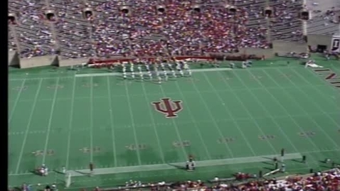 Thumbnail for entry 1992-10-17 vs Michigan - Pregame