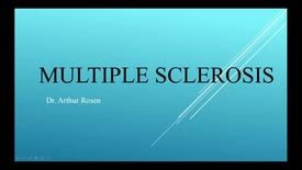 Thumbnail for entry WL - NB - 170501 - Rosen - Multiple Sclerosis