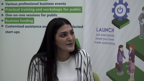 "Thumbnail for entry CIBER Focus: ""Startup Companies and Entrepreneurship in Palestine - Part 5"" with Hala Abu Nimeh - November 19, 2017"