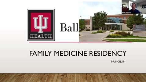 Thumbnail for entry FM SIG Residency Panel: 08/27/20, Ball Memorial FM Residency