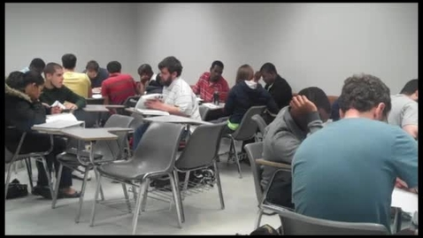 Thumbnail for entry Introduction to Cyber Peer-Led Team Learning (cPLTL) at IUPUI - Clipped by Randy Newbrough