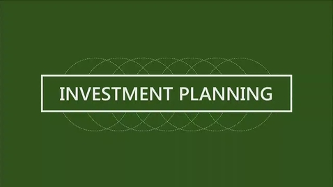 Thumbnail for entry F260 10-1 Investment Objectives