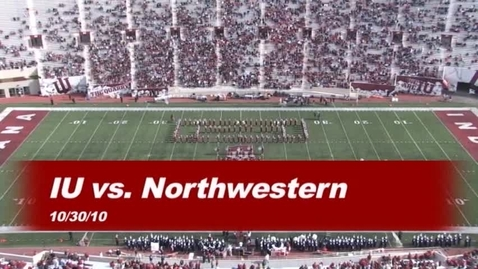 Thumbnail for entry 2010-10-30 vs Northwestern - Halftime