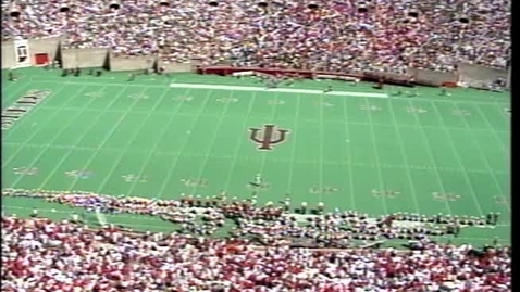 Thumbnail for entry 1992-09-12 vs Miami (OH) - Halftime