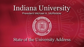 Thumbnail for entry 2012 State of the University Address