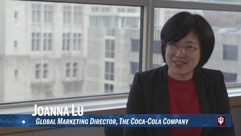 """Thumbnail for entry CIBER Focus: """"Coca-Cola & The Global Market"""" with Joanna Lu - Oct. 13, 2016"""