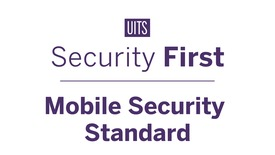 Thumbnail for entry Mobile Security Standard