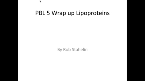 Thumbnail for entry Screen Capture - 2016 lipoproteins wrap up