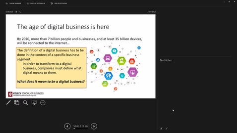 Thumbnail for entry Digital Enterprise SP17