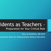 Thumbnail for channel Residents+as+Teachers