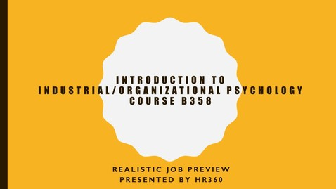 Thumbnail for entry I/O RJP Video