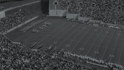 Thumbnail for entry 1970-10-31 vs Michigan State - Pregame