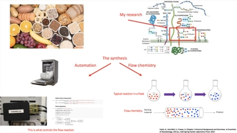 Thumbnail for entry Using an automated flow approach to synthesize glycosylated amino acids