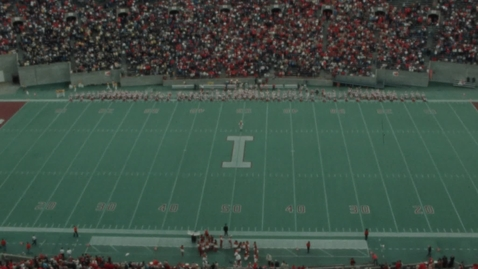 Thumbnail for entry 1984-09-29 vs Michigan - Halftime