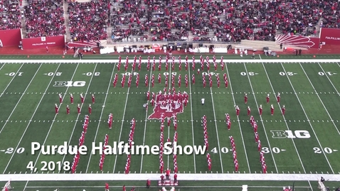 Thumbnail for entry 2018-11-24 vs Purdue - Halftime