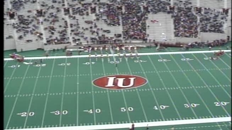 Thumbnail for entry 1997-11-22 vs Purdue - Pregame